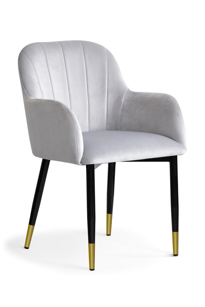 Кресло Tulip Atreve Серебряный