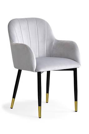 Кресло Tulip Atreve Серебряный, фото 2