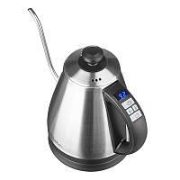Чайник-термопот ALBOHA электрический с точной регулировкой температуры из нержавеющей стали на 1 л