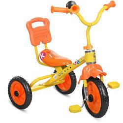 Трехколесный велосипед Bambi M 1190 Оранжевый