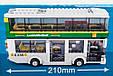 """Конструктор SLUBAN """"Двоповерховий автобус"""" 403 дет, M38-B0331, фото 4"""
