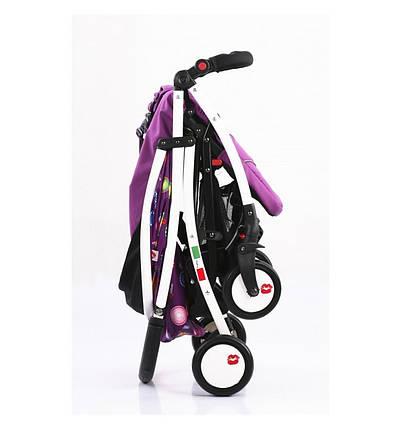 Детская прогулочная коляска BACIUZZI BX, фото 2