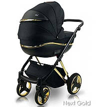 Универсальная детская коляска 2 в 1 BEXA NEXT GOLD , фото 3