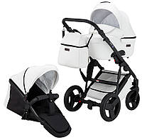 Универсальная детская коляска 2 в 1  Bair Leo кожа 100%