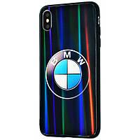 "TPU+Glass чехол Brand glass Benzo для Apple iPhone XS Max (6.5"")"