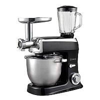 Кухонная машина Royalty Line RL-PKM-2100BG Black 2100 вт (4250588728896)