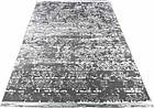 Коврик современный прямоугольник NUANS W3225 0,8Х1,5, L.GREY / C. GREY, фото 7