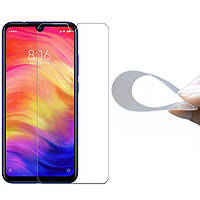 Защитная пленка 2.5D Nano (без упаковки) для Xiaomi Redmi 7