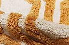 Коврик прямоугольник NUTS-5232 0,5Х0,8, PINK / WHITE, фото 8