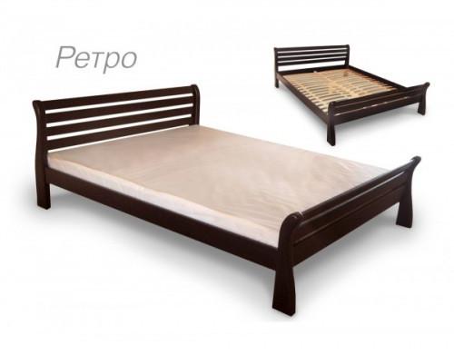 Двуспальная кровать Микс Мебель Ретро 1800*2000