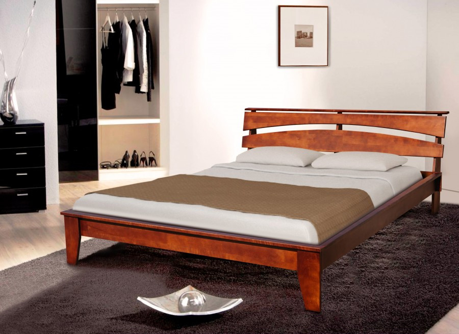 Двуспальная кровать Микс Мебель Торонто 1600*2000
