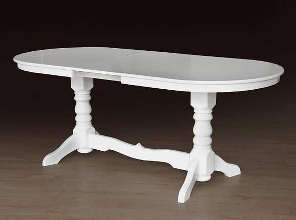 Стол обеденный раскладной Микс Мебель Говерла 2 (120+40)/80, фото 2