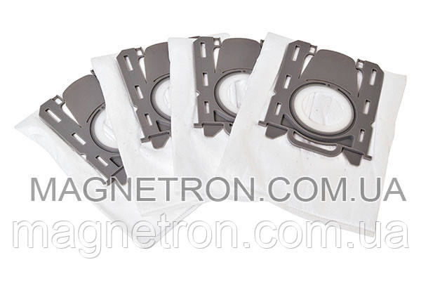 Мешки микроволокно (4шт) EP-BAG micro в наборе для пылесосов серии S-BAG, фото 2