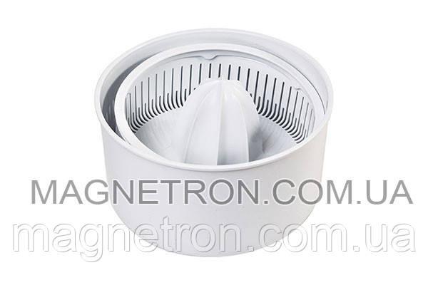 Пресс - соковыжималка для цитрусовых MUZ4ZP1 для кухонного комбайна Bosch MUM4 461345, фото 2