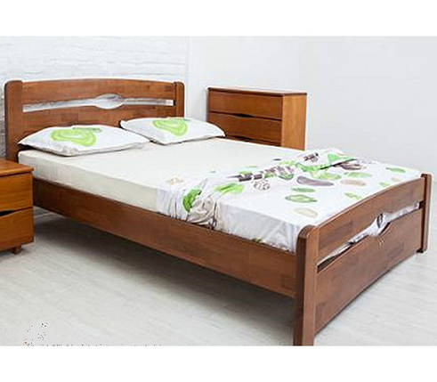 Кровать Микс Мебель Каролина с изножьем 1600*2000, фото 2
