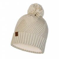 Шапка Buff Knitted & Polar Hat Raisa, Cream