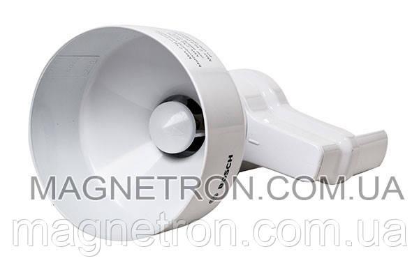 Насадка мукомольная мельница MUZ5GM1 для кухонного комбайна Bosch MUM5 576061, фото 2