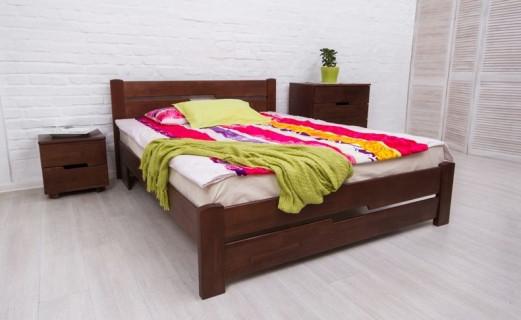 Кровать Микс Мебель Айрис с изножьем 1600*2000