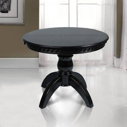 Стол раскладной Микс Мебель Престиж 1000(+400)/1000, фото 2