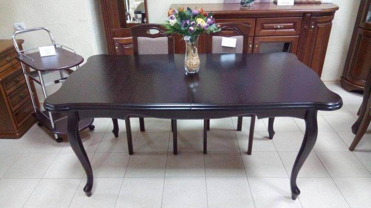 Стол раскладной Микс Мебель Роял 1600(+400)*900, фото 2