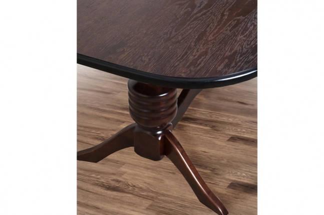 Стол обеденный раздвижной Микс Мебель Гетьман (200+2*40)/100, фото 2