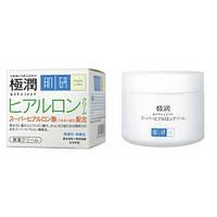 HADA LABO Gokujun Super Hyaluronic Acid  Увлажняющий крем с двойной формулой гиалуроновой кислоты  50 г