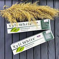 Now Foods, Now Foods, Solutions, Гель-паста Xyli-White с ароматом свежей мяты, 6,4 унции (181 г)