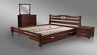 Деревянная кровать Микс Мебель Динара, 1800*2000