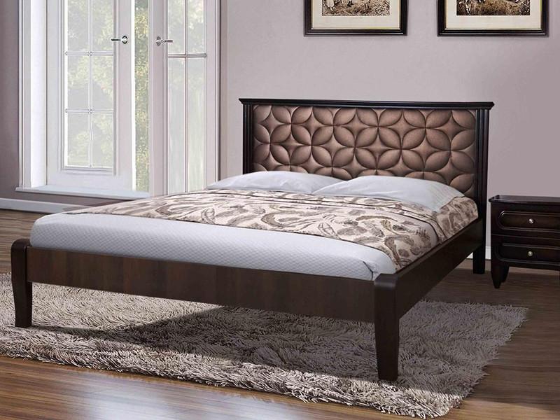 Двуспальная кровать Микс Мебель Рубин 1600*2000