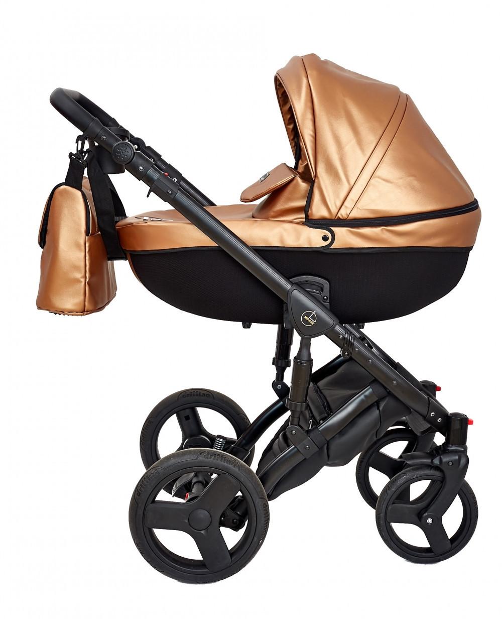 Детская коляска 2 в 1 VERDI MIRAGE Lim Eco Premium