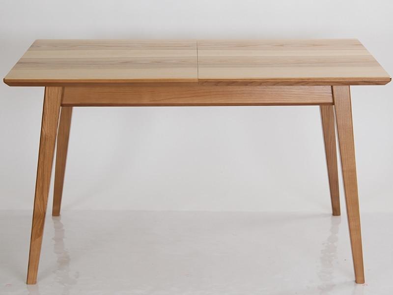 Деревянный Микс Мебель обеденный стол Рондо (130+40)/75