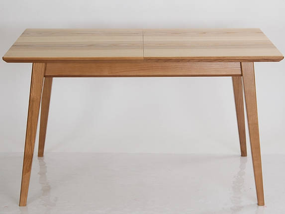Деревянный Микс Мебель обеденный стол Рондо (130+40)/75, фото 2