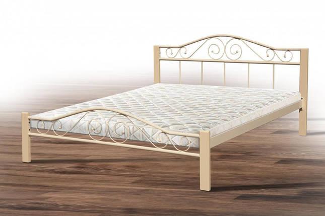 Кровать Микс Мебель Миллениум Вуд 1600*2000, фото 2