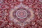 Коврик восточная классика SEHRAZAT 9207A 1,5Х2,3 Красный прямоугольник, фото 2