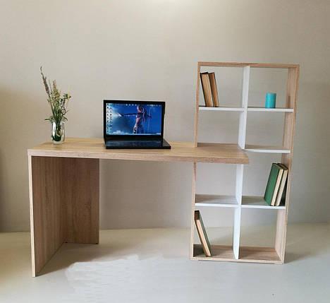 Стол компьютерный Микс Мебель СК 2, фото 2