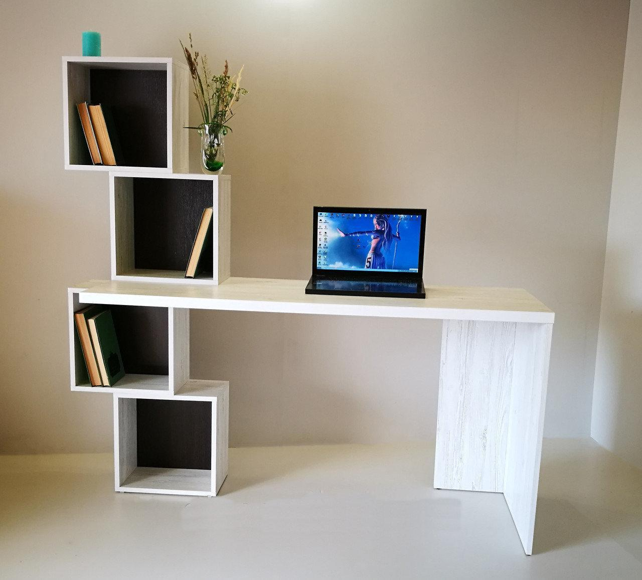 Стол компьютерный Микс Мебель СК 4