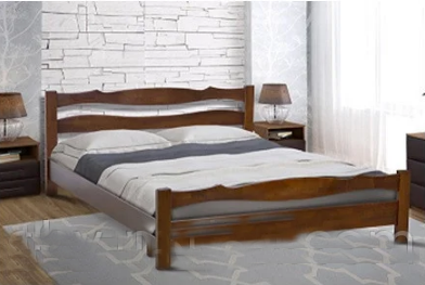 Полуторная кровать Микс Мебель Венера 1400*2000, фото 2