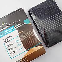 UpSpring, Shrinkx Belly, бандаж для послеродового периода с древесным бамбуковым волокном, размер S/M, черный