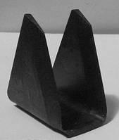 001901 Нож ротора двойной (001104) Geringhoff Герингоф