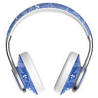 Беспроводные Bluetooth наушники Bluedio A2 со складным корпусом Синий