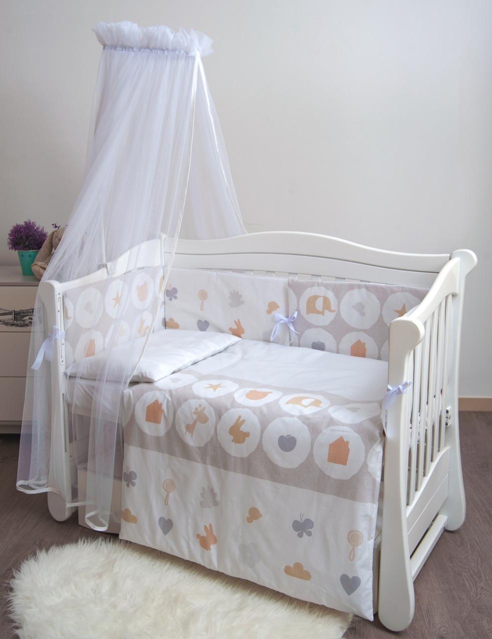 Детская постель Twins Eco Line New 6 эл