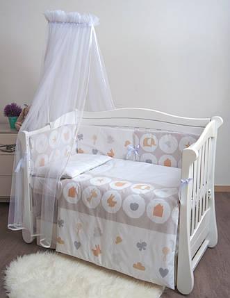 Детская постель Twins Eco Line New 6 эл, фото 2