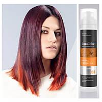 Erayba Cool Color Полуперманентная крем-краска для волос 100мл /шоколадно-коричневый, граффити жёлтый, сладкий мандарин, красный леденец, розовая