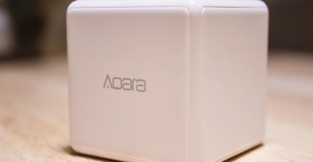 Контроллер Xiaomi AQara Cube Smart Home Controller MFKZQ01LM