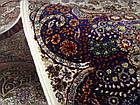 Ковер восточная классика Tabriz 83 2Х3 КРЕМОВЫЙ прямоугольник, фото 7