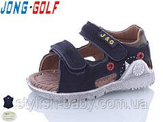 Детская летняя обувь 2020 оптом. Детские босоножки бренда Jong Golf для мальчиков (рр. с 24 по 29)