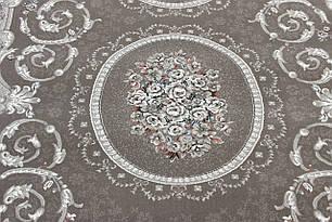 Коврик восточная классика TURKISTAN 8001A 0,8Х1,5 БЕЖЕВЫЙ прямоугольник