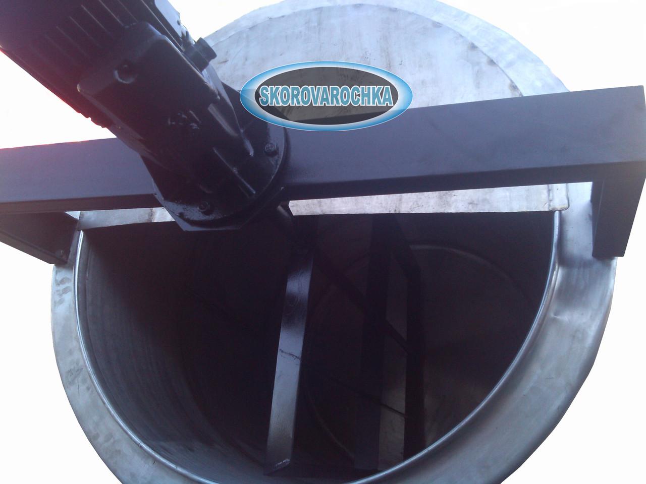 """Оборудование для переработки Охладитель, бак 1000 литров - """"SKOROVAROCHKA"""""""