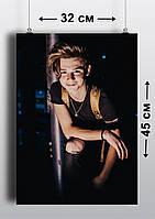 Плакат А3, Пейтон Мурмиер 8