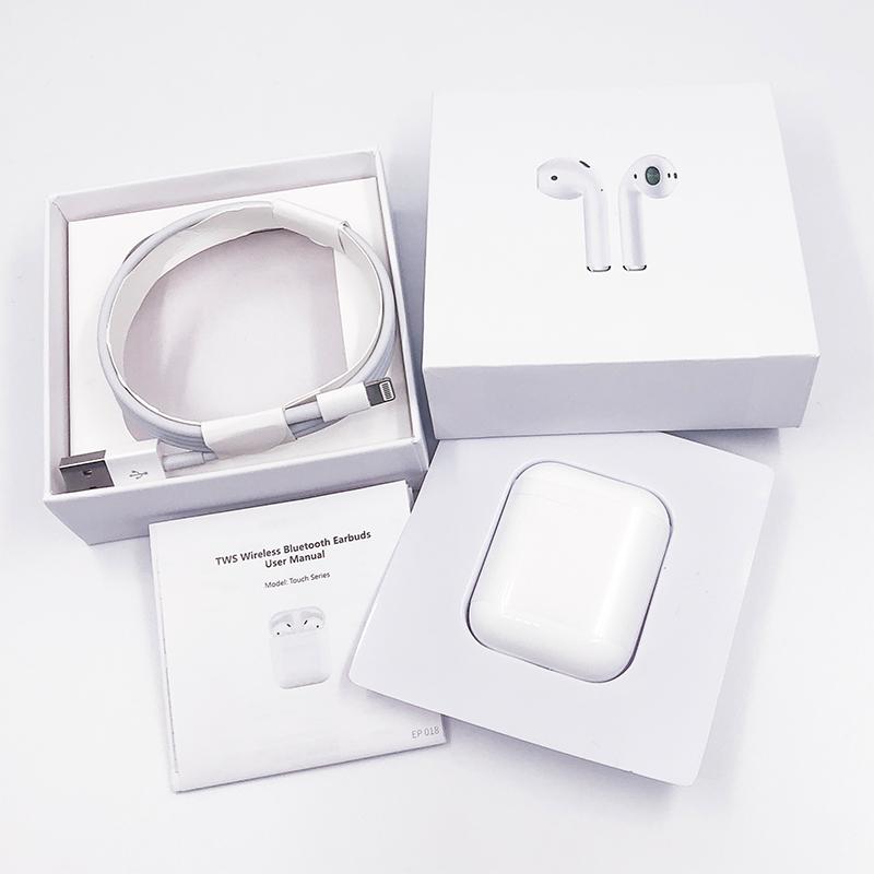 I5000 TWS. Беспроводные Bluetooth наушники точная копия второго поколения. Чип Rhoda